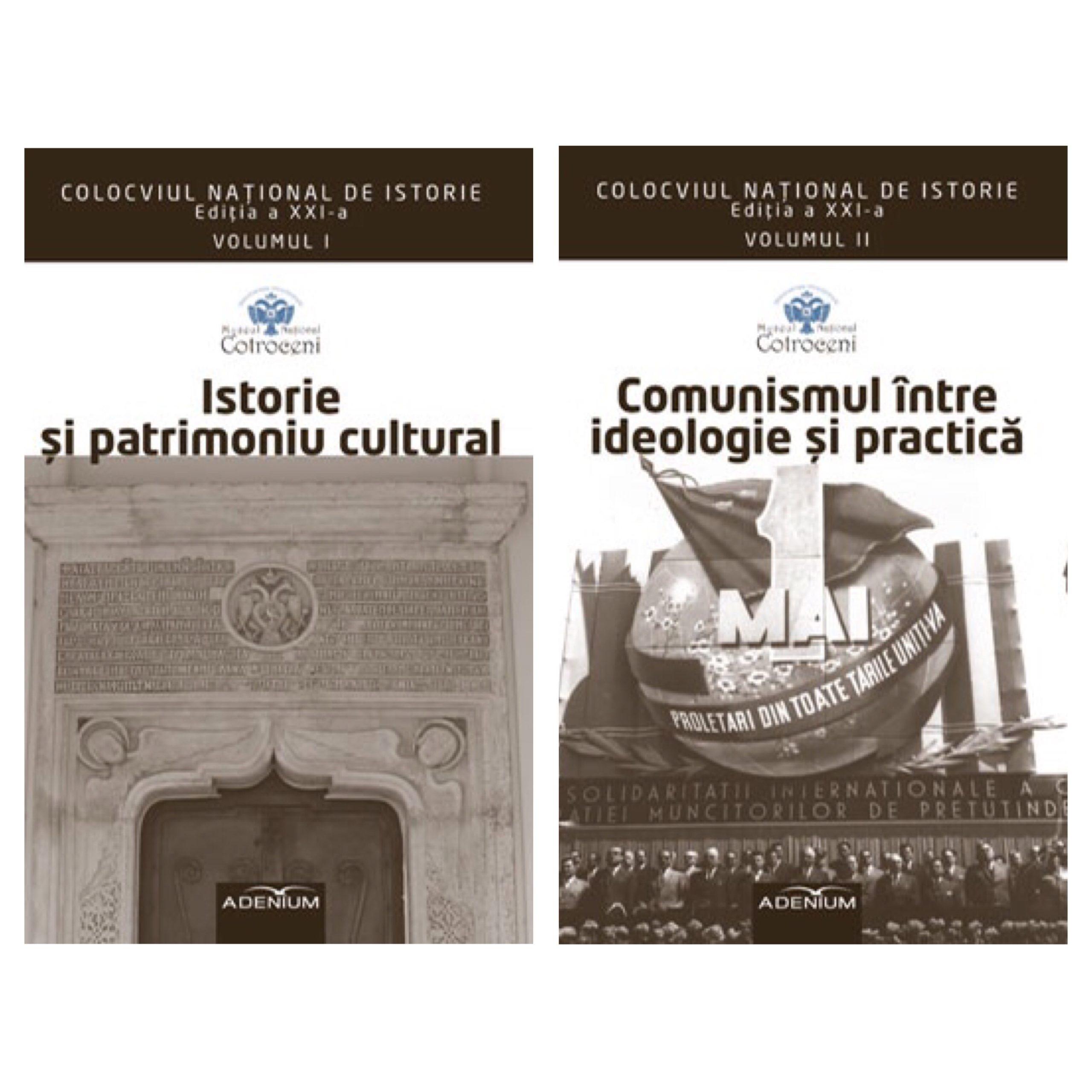 Muzeul Național Cotroceni - Colocviul Național de Istorie, ediția a XXI-a