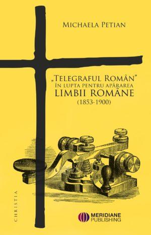Noutăți - telegraf coperta web min - Meridiane Publishing