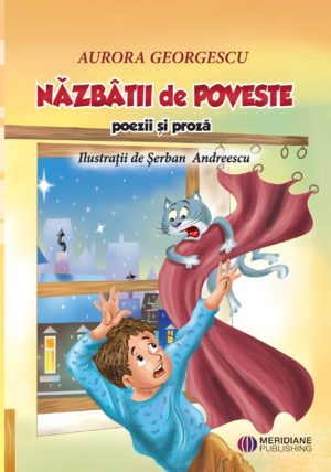 Noutăți - c1 min nazbatii - Meridiane Publishing